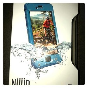 Lifeproof NÜÜD iPhone 6s PLUS phone case